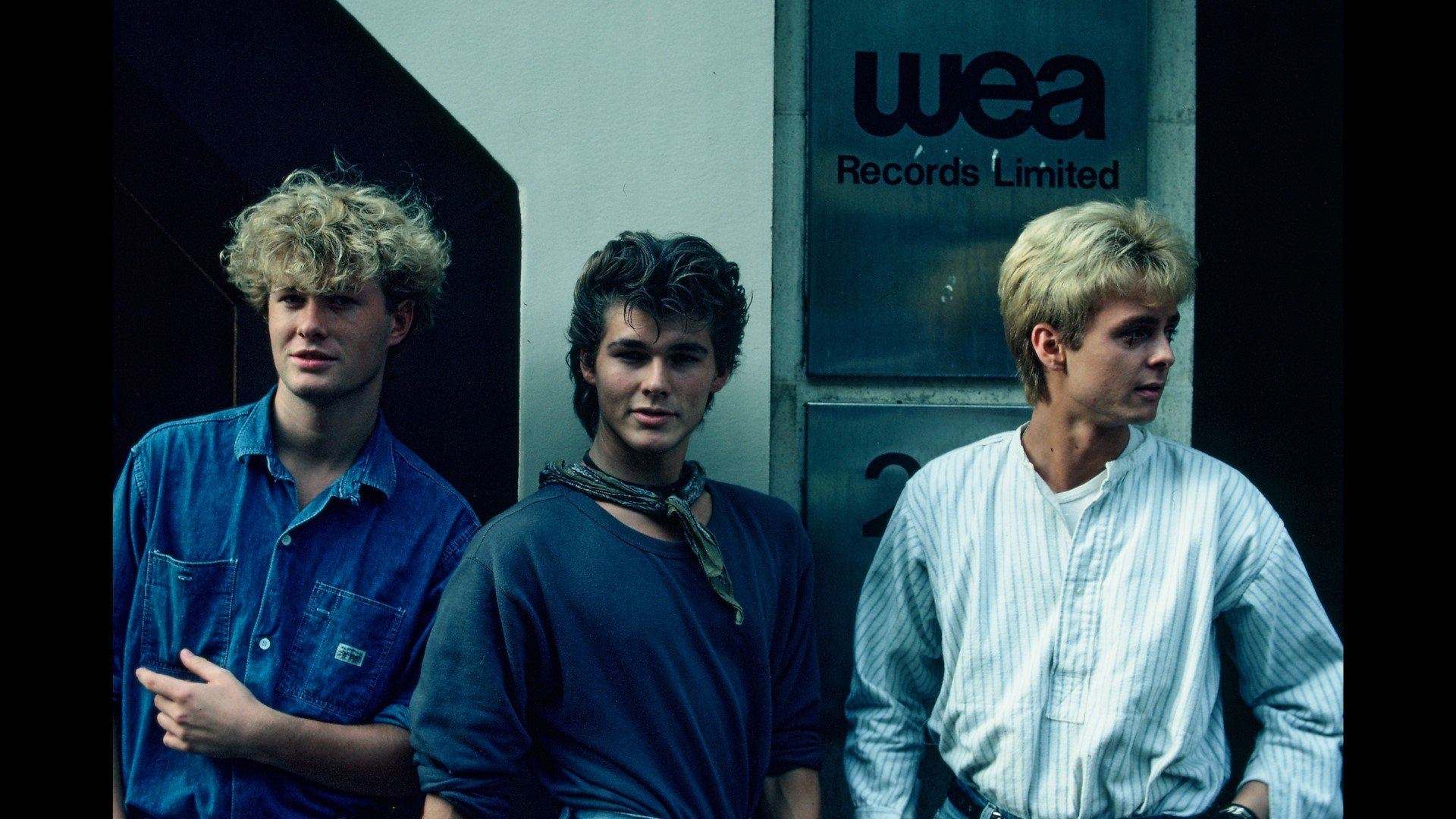 a-ha documentary picture