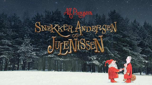 e6dbce13 Snekker Andersen og Julenissen / NFI